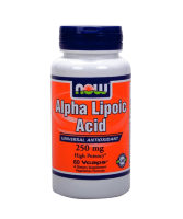 NOW Alpha Lipoic Acid 250mg  60 капс