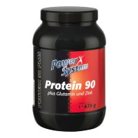 Power System Protein 90+ 675гр