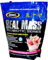 Gaspari Nutrition Real Mass Probiotic Series  2700gr