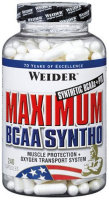 Weider Maximum BCAA Syntho 260 caps