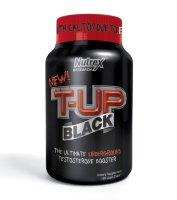 Nutrex T-Up Black  120gel caps