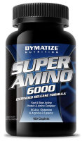Dymatize Nutrition Super Amino 6000 180таб