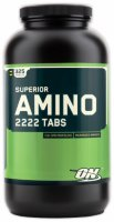 Optimum nutrition Superior Amino 2222  320 таб