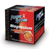 Power System Magnesium 20amp