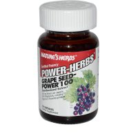 Nature's Herbs Grape Seed-Power 100 30 капс