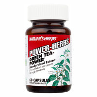 Nature's Herbs  Green Tea-Power 60 кап