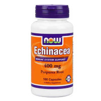 NOW Echinacea Root 400mg 100 caps