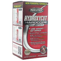 MuscleTech Hydroxycut Hardcore 210 caps