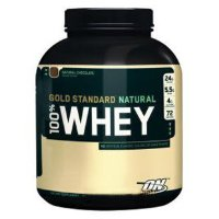Optimum Nutrition 100% Natural Whey Gold Standard   2300gr