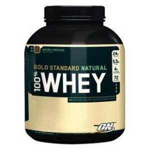Optimum Nutrition 100% Natural Whey Gold Standard   2120gr
