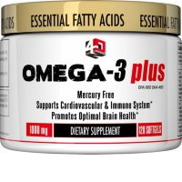 4Dimension Nutrition  Omega 3 Plus 120caps