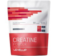 LevelUp creatine powder 500 гр.
