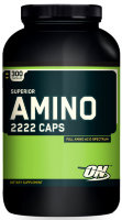 Optimum Nutrition Superior Amino 2222 300 капс.