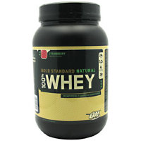 Optimum Nutrition 100% Natural Whey Gold Standard   900gr
