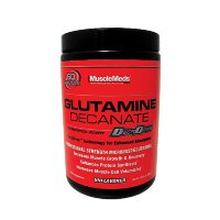 MuscleMeds Glutamine Decanate 300гр