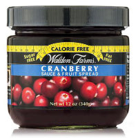 Walden Faems Cranberry Fruit Spread (клюквенный джем 340 гр)