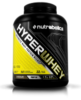 Nutrabolics HyperWhey  2270 г.
