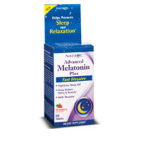 Natrol  Advanced Sleep Melatonin Maximum Strength 60tab