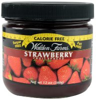 Walden Farms Strawberry Fruit Spread (клубничный джем 340 гр)