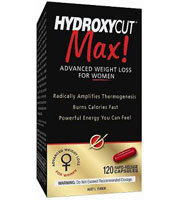 MuscleTech Hydroxycut Max! For Women 75 caps