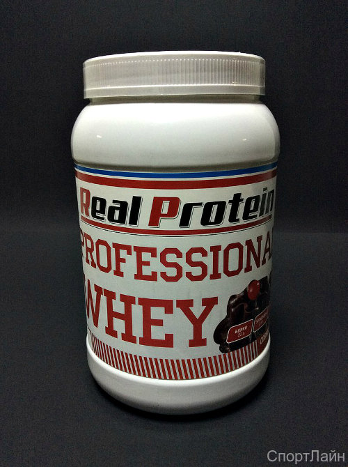 RealProtein Whey Professional 900 гр.
