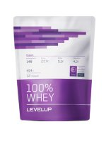 LevelUp 100% Whey 454 гр.