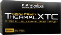 Nutrabolics Thermal XTC  60 таб