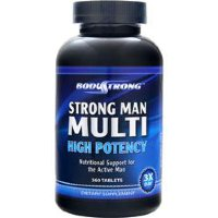 Body Strong Man Multi High Potency 360tab