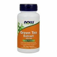 NOW Green Tea Extract 400 мг. 60% 100 капс.