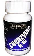 Ultimate Nutrition Coenzyme Q10 30caps 100mg