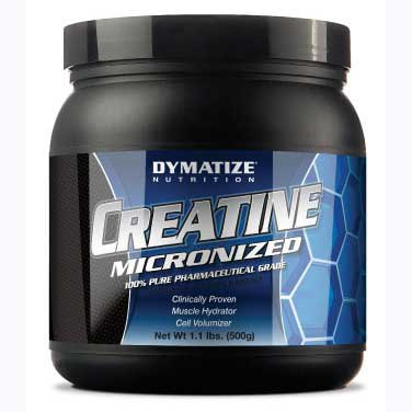Dymatize Nutrition Creatine 500гр. Creatine Monohydrate от Dymatize (DCM) дает 100% чистый моногидрат креатин, полученный из источников животного происхождения. DCM не имеет вкуса и является одной из самых эффективных добавок моногидрата креатина.