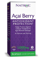 Natrol  AcaiBerry 1000mg 75caps