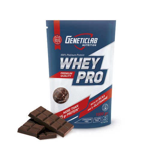 Genetic lab nutrition  WHEY PRO 1000 гр.