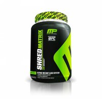 MusclePharm Shred matrix 120 капс