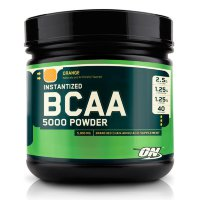 Optimum Nutrition BCAA Powder 5000  380гр