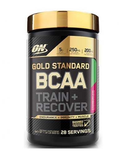 Optimum nutrition Gold Standard BCAA 280 гр.