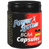 Power System BCAA 360 caps 600 mg
