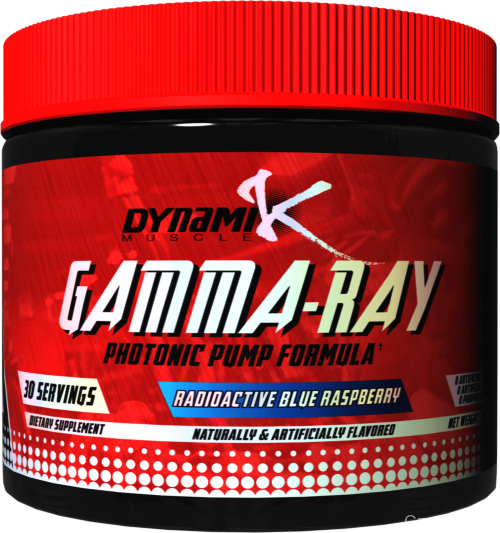 Dynamik Muscle Gamma-Ray